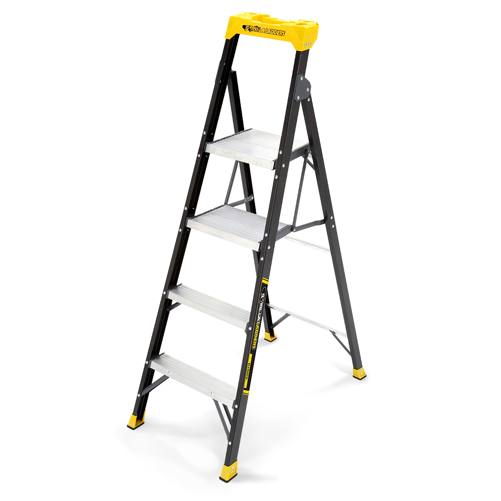 Gorilla Ladders Hybrid